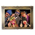 Photo Booth Cornice Per Selfie Photos Frame Festa Compleanno Matrimonio Laurea