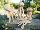 Wooden Octopus Carving - Hand Carved Octopuses Assorted Designs