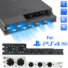 Turbo Temperature Control USB Cooling Cooler 5-Fan for Playstation 4 PS4 Pro New