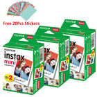 Купить For Fujifilm Instax Mini 8 9 Camera Film Sheets Fuji Instant White Frame Photos
