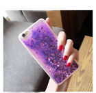 Ship from AU,Shockproof Liquid Glitter Quicksand Sparkle Soft Cover For Oppo