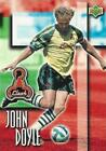 1997 Upper Deck Bandai Major League Soccer - San Jose Clash - Base Commons MLS