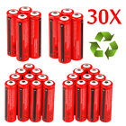 Lot 18650 3.7V 3000mAh Li-ion BRC Rechargeable Battery For Flashlight Torch US