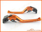 Kawasaki VERSYS 650cc 2009-2014 Long Adjustable Carbon Fiber Brake Clutch Levers