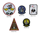 US Navy Fighter Squadron F-14 Tomcat VF 92, 101, 103, 124, 126, 142 Patch