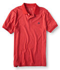 aeropostale mens a87 solid jersey polo