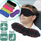 3D Eye Mask Shade Cover Rest Sleep Eye Patch Travel Sleeping Blindfold Shield