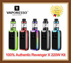 Authentic Vaporesso Revenger X 220W Kit w/ 5ML NRG Tank