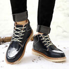 NEW Winter Snow Warm Men Boots Cotton Shoes Short Tube Boots Waterproof Boots