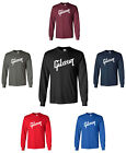 Gibson Guitar Logo Men's Long Sleeve T-Shirt