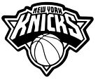 New York Knicks  NBA Team Logo Decal Stickers Basketball on eBay