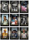 2012 Press Pass Legends Racing Gold /275 Parallel Pick the Card Finish Your Set
