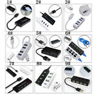 4-PortUSB 3.0/2.0 HUB High Speed USB Splitter Adapter Converter For PC Lot SALE
