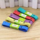 NEW BODY MEASURING RULER SEWING CLOTH TAILOR TAPE MEASURE SOFT FLAT  150CM
