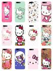 HELLO KITTY DESIGNER PRINTED MATTE FINISH BACK CASE COVER FOR ONE PLUS 5 ONE+5