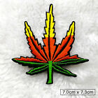 DIY Embroidery Patches Sew On Iron On Badge Applique Bag Craft Sticker Transfer