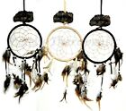 INDIGENOUS NATIVE AMERICAN INDIAN ARTIFACT DREAM CATCHER~16cm Web