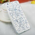 Luxury Bling Glitter Soft TPU Case Cover ForSamsung Galaxy iPhone 7 Plus