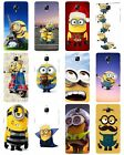 MINION DESIGNER PRINTED MATTE FINISH BACK CASE COVER FOR ONE PLUS 3 ONE+3