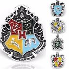 HOGWARTS HOUSE BROOCH harry potter slytherin gryffindor hufflepuff raven