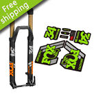 Bike Sticker 18 Newest FOX 34 Mountain Bike Bicycle Front Fork replacement Decal