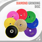 Diamond Polishing Pad Grinding Disc Hook Loop Granite Concrete Marble Benchtop