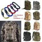 30L Hiking Camping Army Military Tactical Trekking Rucksack Backpack Camouflage