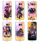 DESCENDANTS MAL EVIE MOVIE GIRLS GIFT GEL/TPU PHONE BACK CASE FOR Samsung Galaxy