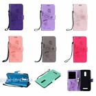 Shockproof Flip Card Slot Wallet Patterned Leather stand Cover For iPhone7 8 X+