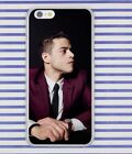 Mr Robot Rami Malek Hard Coque Shell Phone Case for Apple iPhone 8 7 6 6S Plus X