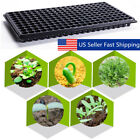 5/10 Pack 200 Cell Seedling Starter Trays For Seed Germination Plant Propagation