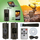 HC 700G  Hunting Camera 16MP 1080P Night Vision Trail Camera Trap Waterproof WB4Game & Trail Cameras - 52505