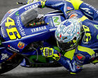 VALENTINO ROSSI 115 (MOVISTAR YAMAHA 2017 MOTO GP) MUGS AND PHOTO PRINTS