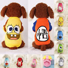 Pet Dog Cat Puppy Sweater Coat For Small Pet Dog Warm Costume Clothing  Apparel