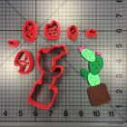 Cactus 266-030 Cookie Cutter Set