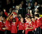 MANCHESTER UNITED WINNING THE INTERCONTINENTAL WORLD CUP 1999 01 PHOTO PRINTS