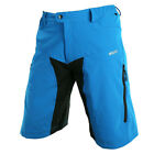 Men's Bike Cycling Short Padded Bottoms Bicycle Short Pant MTB Half Pants Sports
