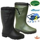 Stormwells Polar Wellington Boots Tie Top Waterproof Thermal lined Wellies Shoes