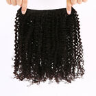 "Afro Curly Brazilian Virgin Remy Weft Bundle 12""-20"" 100g 100% Human Hair"