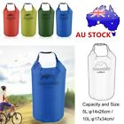 Portable 5 10 20L Waterproof Bag Storage Dry Bag for Rafting Sport Equipment OE