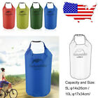 Portable 5 10 20L Waterproof Bag Storage Dry Bag for Rafting Sport Equipment U W