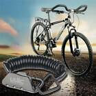 Mountain Riding MTB Cycling Bicycle Cable Lock Outdoor Bike Password Lock Pro
