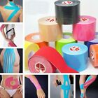 Health Kinesiology Protect Care Muscles Gym Bandage Sports Therapeutic Tape $3.75 USD on eBay
