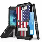 For Galaxy J3 2017 /J3 Prime/ Emerge /Luna Pro Armor Case Spartan Punisher Skull