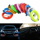 Flexible EL Wire Neon Light 3 Meters for Dance Party Car Decor with ControllerYU