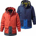 Craghoppers Scotton Parka Boys Waterproof Insulated