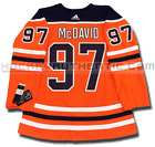 CONNOR MCDAVID EDMONTON OILERS HOME AUTHENTIC PRO ADIDAS NHL JERSEY $167.53 USD on eBay