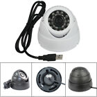 USB Dome Night Vision CCTV Security Camera For DVR Recorder Micro SD Card Office