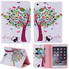 Hot Design Leather Stand Smart Cover Case For Apple iPad 2 3 4-Air-Air2-Mini-Pro