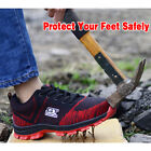 cheap caterpillar boots for men - Men's Safety Shoes Steel Toe Breathable Work Boot Hiking Climbing Shoe Cheap Hot